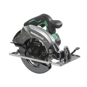 "Metabo - HPT C3607DAQ4M 36V MultiVolt Brushless 7-1/4"" Circular Saw, Tool Only (Renewed A) for $140"