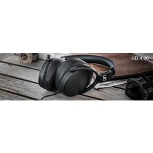 Sennheiser HD 4.30i Black Around Ear Headphones for $134