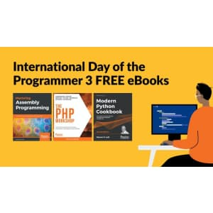 International Day of the Programmer eBook Bundle: Free