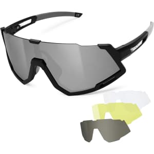 Dovava Polarized Cycling Glasses for $12