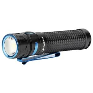 Olight Baton Pro Rechargeable LED Flashlight for $54