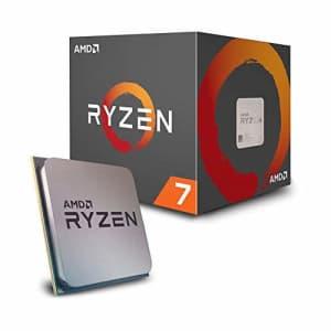 AMD Ryzen 7 2700 YD2700BBAFBOX 8-core 3.2GHz AM4 processor for $339