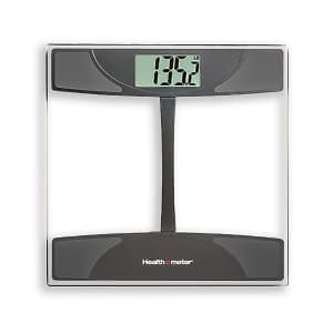 Health O Meter Glass Weight Tracking Scale for $15 for members