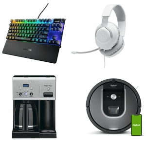 Certified Refurb Back to School Deals at eBay: up to 50% off + extra 15% off