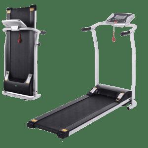 Aceshin Folding Electric Treadmill for $220