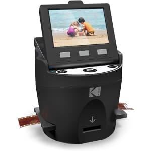 Kodak Scanza Digital Film & Slide Scanner for $160