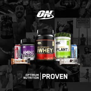 Optimum Nutrition Gold Standard Pre-Workout with Creatine, Beta-Alanine, and Caffeine for Energy, for $30