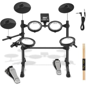 Donner Electronic Drum Set for $230