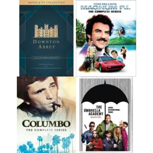 TV Collections at GRUV: from $10