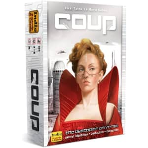 Coup Card Game for $7