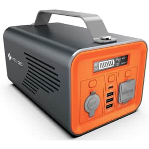 Novoo 200W Portable Power Station for $360