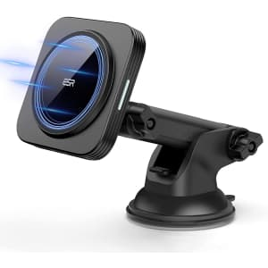 ESR HaloLock Dashboard Wireless Charger Mount for $21