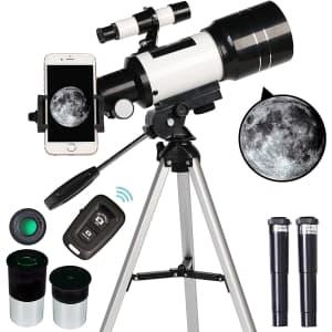 ToyerBee Telescope for $48