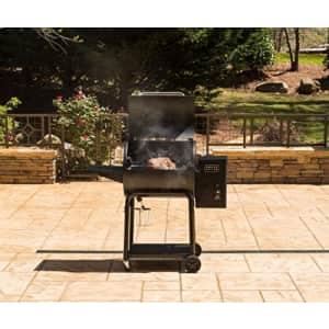 Masterbuilt SH19260319 WG600B Pellet Grill, Black for $495