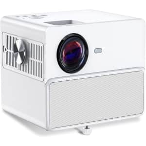 Towond 1080p Portable Projector for $108