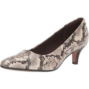 Clarks Women's Linvale Jerica Pumps for $44