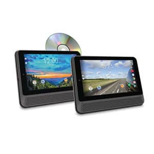 RCA Dual 10 inches Fast Quad Core Tablets 16GB & DVD Player Combo - 2 Tablets 1 DVD Player Kit for $295