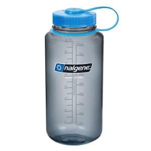 Nalgene 32-oz. Tritan Wide-Mouth Water Bottle for $10