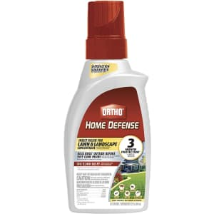 Scotts Fall Lawn Defense at Amazon: Save on fertilizer, weed killer, and pest control