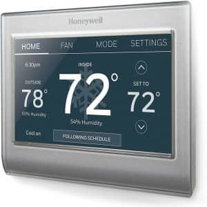 Certified Refurb Honeywell Thermostats at eBay: Up to 70% off