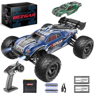Bezgar RC 4WD Car for $90
