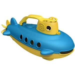 Green Toys Submarine for $11