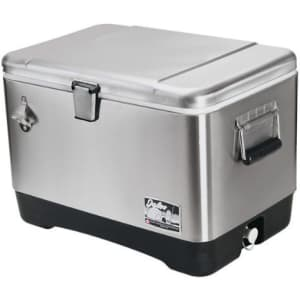 Igloo Stainless Steel 54-Quart Cooler for $190