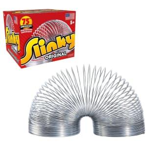 The Original Slinky Walking Spring Toys: 3 for $4.98