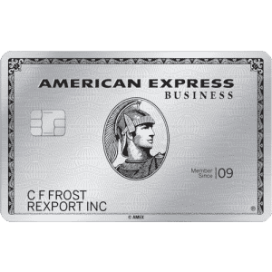 The Business Platinum Card® from American Express: Earn 100,000 points