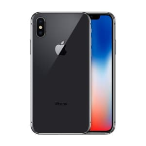 Apple iPhone X Refurbished Smartphones at Apple: Up to $370 off