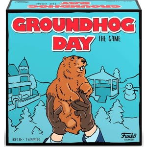 Groundhog Day The Board Game for $16