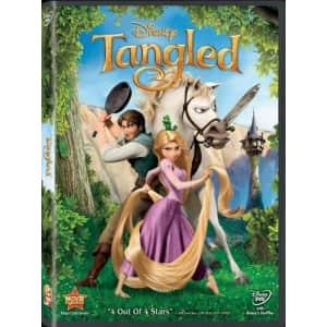 Disney Tangled for $15