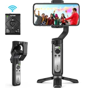 Hohem 3-Axis Gimbal Smartphone Stabilizer for $80