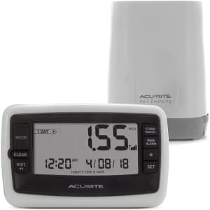 Acurite Wireless Digital Rain Gauge for $33