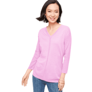 Talbots Markdown Sale: Up to 50% off + extra 30% off in cart