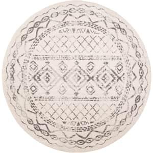 Safavieh Tulum 5-Foot Moroccan Boho Distressed Area Rug for $38