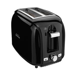 Sunbeam Black 2-Slice Toaster for $49