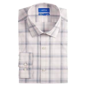 Clearance Men's Dress Shirts at Kohl's: from $15