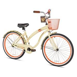 Margaritaville Cargo Margaritaville First Look Women's Beach Cruiser Bike, 26-Inch for $725
