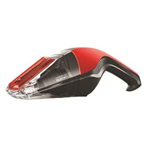 Dirt Devil Handheld Cleaner Quick Flip 12 Volt Lithium Cordless Red Hand Vacuum BD30015 for $58