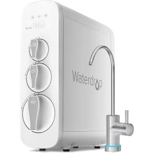 Waterdrop Water Filtration System for $549