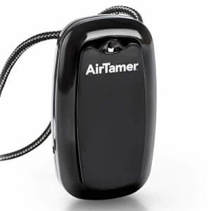 AirTamer Advanced Rechargeable Air Purifier A315 Portable Negative Ion Generator | Purifies Air for $150