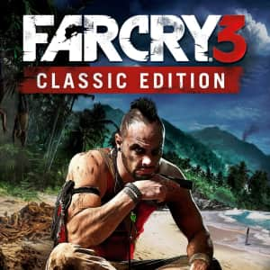 Far Cry 3 Classic Edition for PS4: $2.99