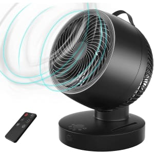Outera Oscillating Fan for $40