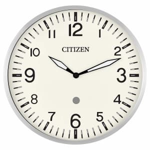 Citizen Smart Echo-Compatible Wall Clock for $61