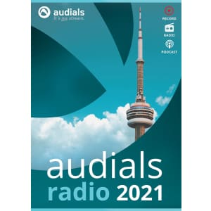 Audials Radio 2021: $9.25