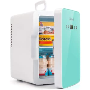 AstroAI 8-Can Portable Mini Fridge for $70
