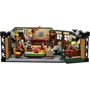 LEGO Ideas Friends Central Perk Set for $48