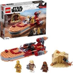 LEGO Luke Skywalker's Landspeeder for $24