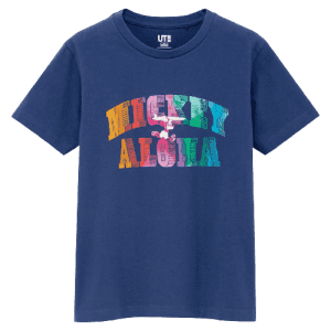 Uniqlo Graphic T-Shirts Sale: from $3.90
